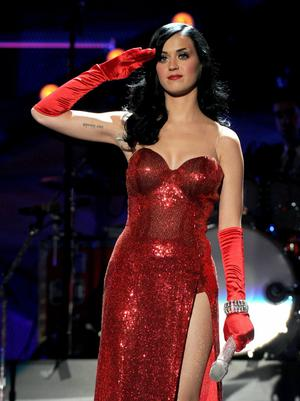 2. Katy Perry