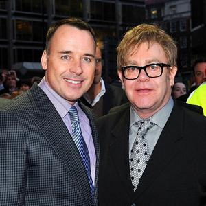 Sir Elton John and David Furnish are hoping for a sibling for their son Zachary