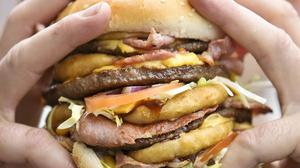 A study of 258 burgers in the US finds unexpected additional – and lack of – ingredients