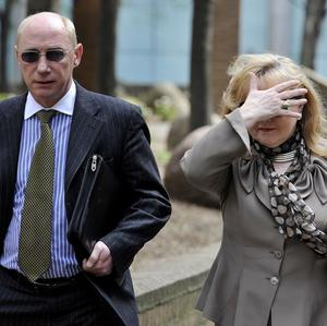 Property developer Patricia Bailey and her husband, Peter Engen