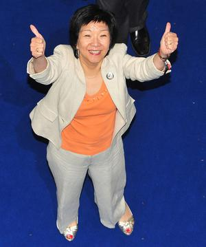 Northern Ireland Assembly election May 2011: Anna Lo of the Alliance party is elected for South Belfast