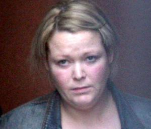 Alison Hewitt (27) from Strabane, jailed at Derry Court  for stealing a ten pounds pair of jeans.