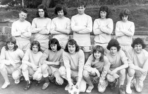 Dunlambert and Hopefield, who will contest the final of the Belfast Secondary Schools' Senior Cup at Seaview on Monday afternoon, 2:30 kick-off. The teams are reckoned to be evenly balanced. A week ago Dunlambert were defeated by holders Ashfield in the semi-final of the Irish Schools' EA, 1974.