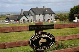 """<b>11. Moorbrook Lodge, 46 Glebe Road, Castlerock, BT51 4SW For Sale Offers Over £1,750,000</b> Built approximately 8 years ago to a most exacting standard with an aim of recreating an ambiance and charm normally associated with more traditional homes and cottages we are delighted to present to the market this magnificent property designed and currently being used as a Trout Fishery but suitable for a wide range of commercial uses and indeed a truly magnificent family home. <p><b>To view property <a href=""""http://www.propertynews.com/Property/Castlerock/TRLTRL44466/46-Glebe-Road/194686923/Page2"""" title=""""Click here to view property"""">Click here</a> </a></p></b>"""