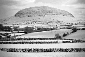 Slemish mountain. By  Francis Peacocke