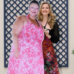Harriet Jenkins dropped 10 dress sizes through healthy eating and exercise