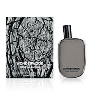<b>Comme des Garçons Wonderwood</b><br/>  As the name suggests, this new fragrance relies heavily on woody scents from the forest. Notes of Madagascan pepper and nutmeg, cedar and sandalwood give a warm, reassuring fragrance.<br/>  <b>Where</b> House of Fraser (www.houseoffraser.co.uk) <br/>  <b>How much</b> £48 (100ml)