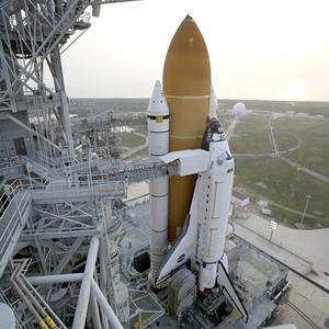The last space shuttle launch ever is set for July 8 (AP)