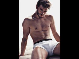<b>Jamie Dornan</b><br/> Northern Irish actor Jamie has modelled for Calvin Klein (with both Kate Moss and Eva Mendes), Dior, Aquascutum and Armani, among many other brands. He also appeared in in the Sofia Coppola film, Marie-Antoinette.