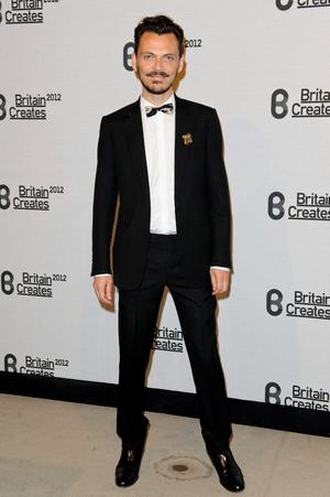 Matthew Williamson attends Britain Creates 2012: Fashion & Art Collusion  at Old Selfridges Hotel on June 27, 2012 in London, England.