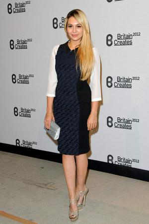 Zara Martin attends Britain Creates 2012: Fashion & Art Collusion  at Old Selfridges Hotel on June 27, 2012 in London, England.