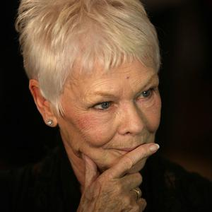 Dame Judi Dench will be starring in a zombie movie