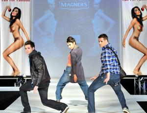 The Magners Light Fall for Fashion extravaganza   at the historic St George's Market