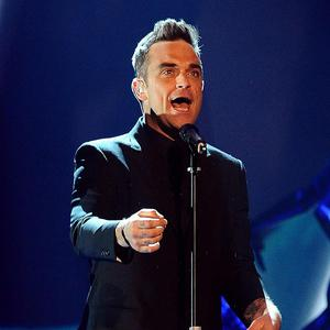 Robbie Williams says he's never felt more on his game
