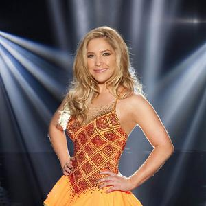 Heidi Range admitted she grunts while she's skating