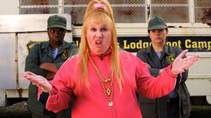 The shell suit is a staple of Little Britain character Vicky Pollard's wardrobe