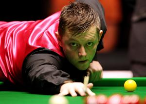 Mark Allen will now need to concentrate on playing snooker and keeping himself out of trouble for the next six months or he could face a three-month ban from the sport