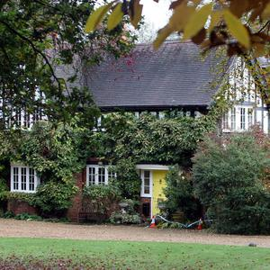 Tun Cottage in Ascot, run by missing woman Joanne Brown whom police believe has been murdered