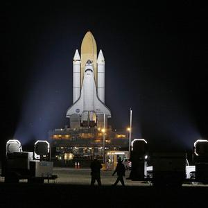United Space Alliance began telling workers they are expected to be let go by October 1
