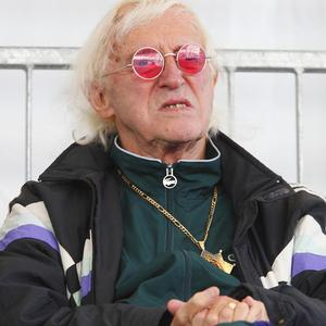 Sir Jimmy Savile was questioned by Surrey Police in 2007