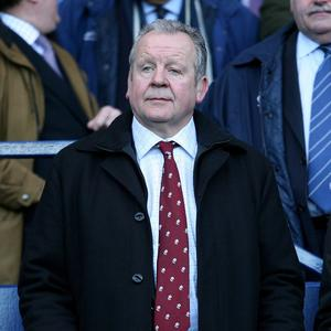 Bill Beaumont is the new chairman of the RFU
