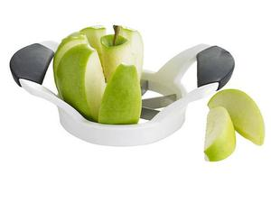 <b>10. Oxo Good Grips apple slicer £6.99, lakeland.co.uk</b>  There is an undeniable pleasure in putting an apple through one of these. Maybe a knife would do. But where's the fun in that?