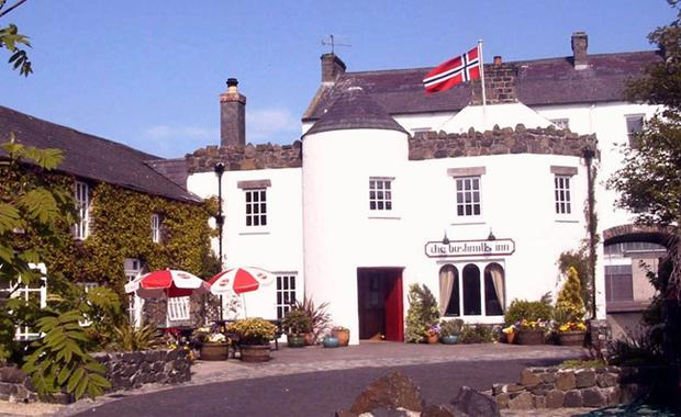 The Bushmills Inn is located in Bushmills. Rating: 89.18. Cost per night: £188