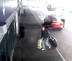 PSNI handout CCTV still believed to show, Stuart Creaney, the father of missing 17-month-old girl Sophie Anderson