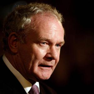 Sinn Fein's Martin McGuinness will make a speech on British/Irish relations just a day after his historic meeting with the Queen