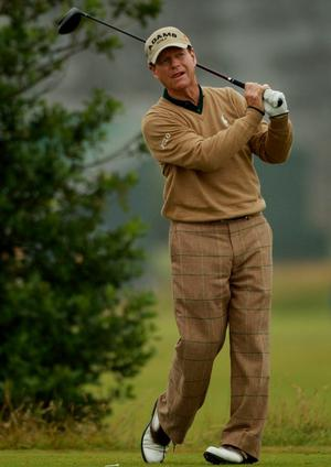 Tom Watson at The Open. July 2010