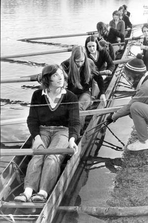 Methodist College Belfast- Rowing Club, 1971