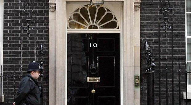 Downing Street staff contacted a bullying helpline, it is claimed