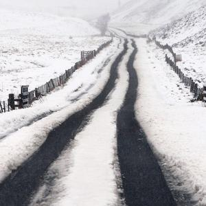 Wintry weather has caused chaos across Northern Ireland