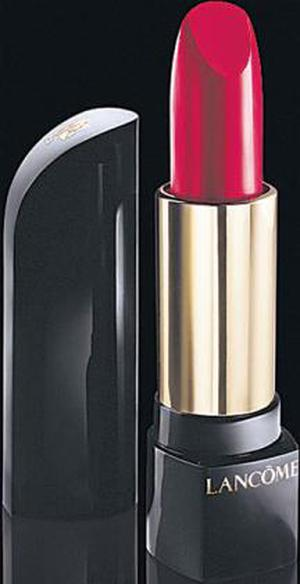 <b>Lancôme </b><br/> Lancôme's 'L'Absolu Rouge 132' contains SPF 12 making it suitable for the ultimate in high-maintenance glamour ? lipstick on the beach. <br/> <b>Price:</b> £18.50; Lancome.co.uk