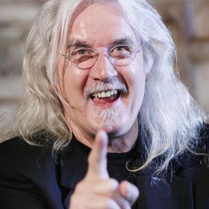 Billy Connolly is the final cast member announced for The Hobbit