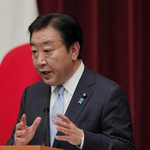 Japanese Prime Minister Yoshihiko Noda wants two nuclear reactors restarted (AP)