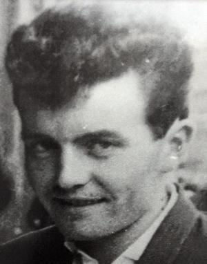 Paddy Doherty, who was killed on Bloody Sunday.