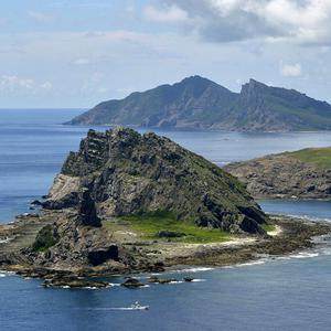 Japan has bought three uninhabited islands in the East China Sea from a private Japanese family (AP/Kyodo News)