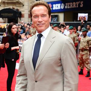 Arnold Schwarzenegger is looking for more dramatic roles