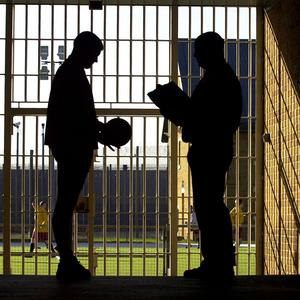 A quarter of children in young offenders' institutions have been in care, inspectors have revealed