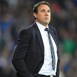 Malky Mackay has dropped out of the running to become Norwich manager