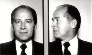 """FILE -  In these 1984 file photos originally released by the FBI, New England organized crime figure James """"Whitey"""" Bulger is shown.  Bulger, a notorious Boston gangster on the FBI's """"Ten Most Wanted"""" list for his alleged role in 19 murders, has been captured near Los Angeles after living on the run for 16 years, authorities said Wednesday June 22, 2011. (AP Photo/Federal Bureau of Investigation, File)"""