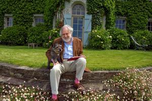 Global education: Lord Puttnam will be able to lecture students without leaving his Skibbereen home