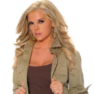 Playboy model Kayla Collins is one of the contestants entering the jungle