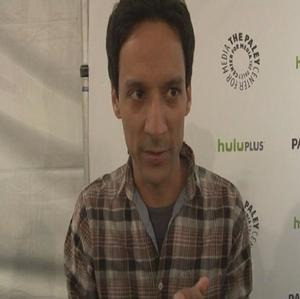 Danny Pudi is influenced by British comedy