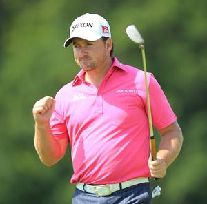 Graeme McDowell is relishing the chance to play in front of the home crowd