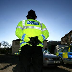 Police have arrested a man in relation to the alleged rape of a 25-year-old man