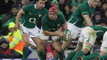 Rory Best put in another outstanding performance against England