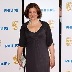 Rebecca Front plays Nicola Murray in The Thick Of It