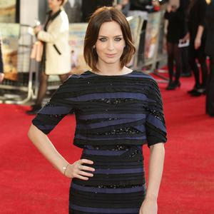 Emily Blunt says it helps that she and her husband are both actors